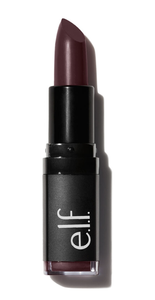 E.L.F. Velvet Matte Lipstick In Vampy Violet