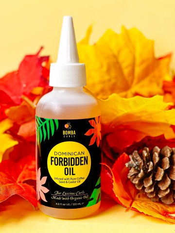 Bomba Curls Forbidden Oil