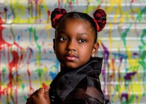 Marian Scott Gets Empowering Photoshoot