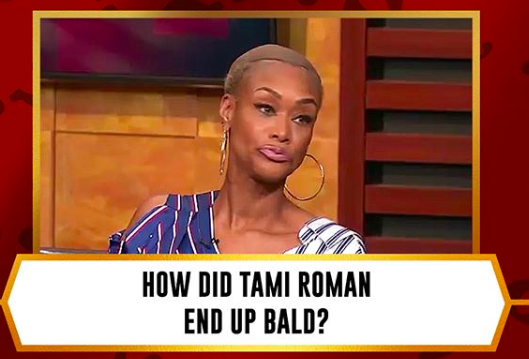 Tami Roman Bald Personal Injury Court