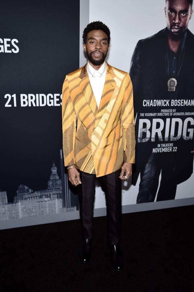 """21 Bridges"" New York Screening"
