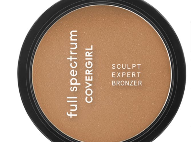 Full Spectrum Sculpt Expert Bronzer, COVERGIRL