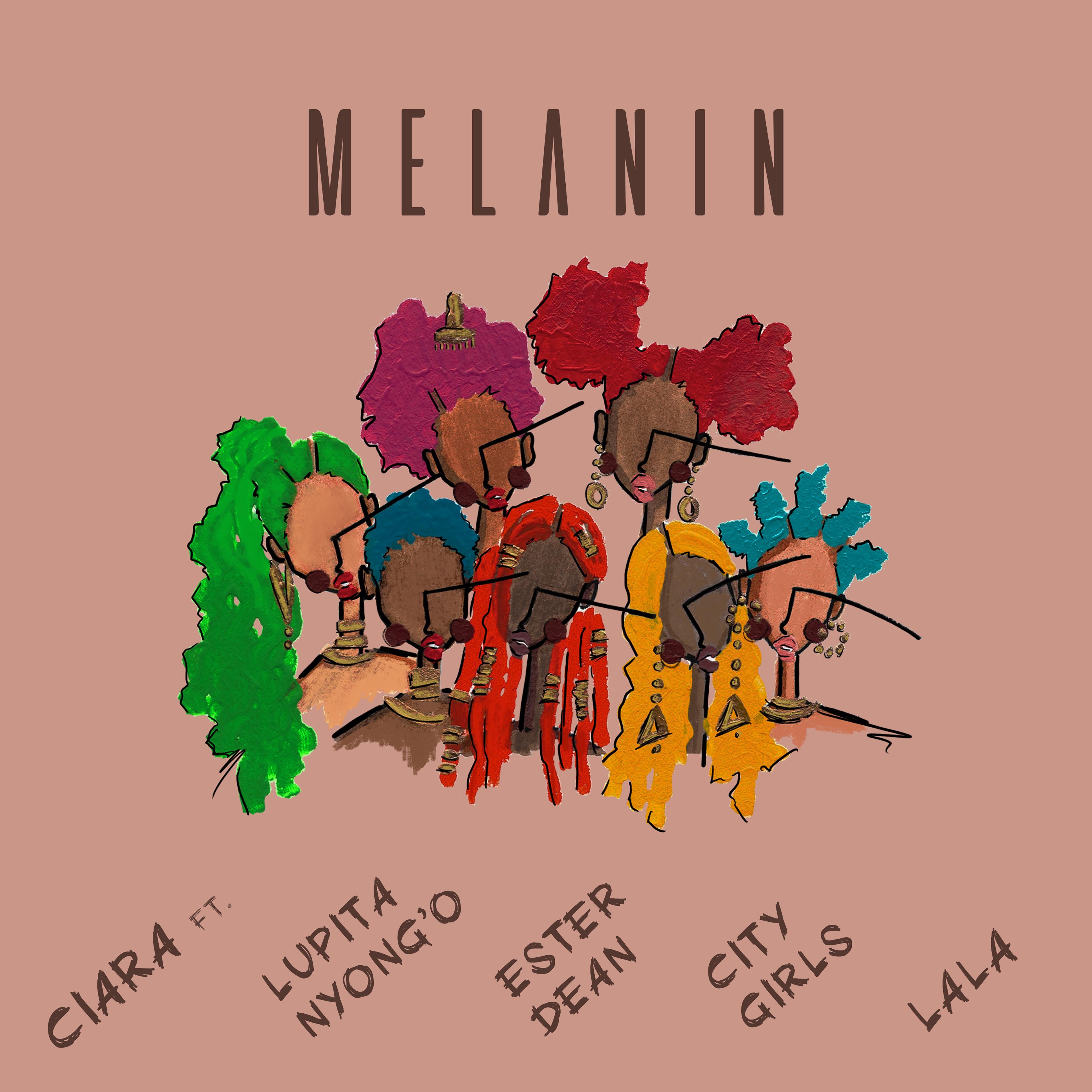 Melanin Cover Art