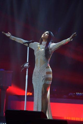Toni Braxton In Concert At Hard Rock Live!