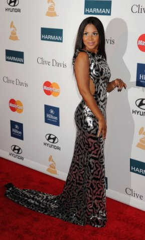 Clive Davis And The Recording Academy's 2012 Salute To Industry Icons Gala - Arrivals