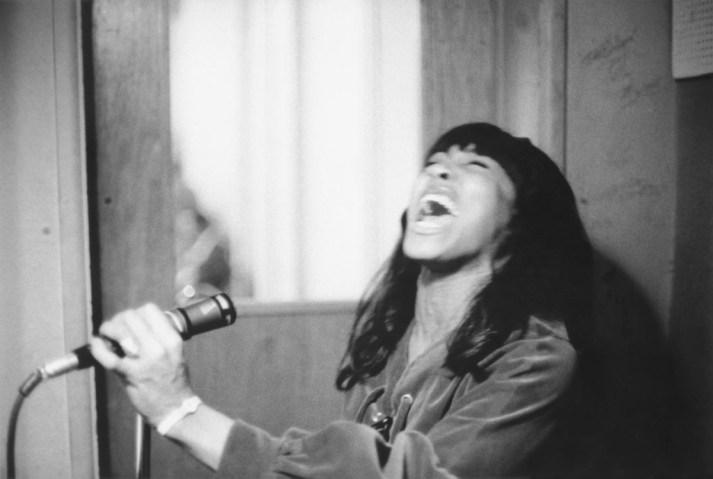 Tina Turner At Gold Star