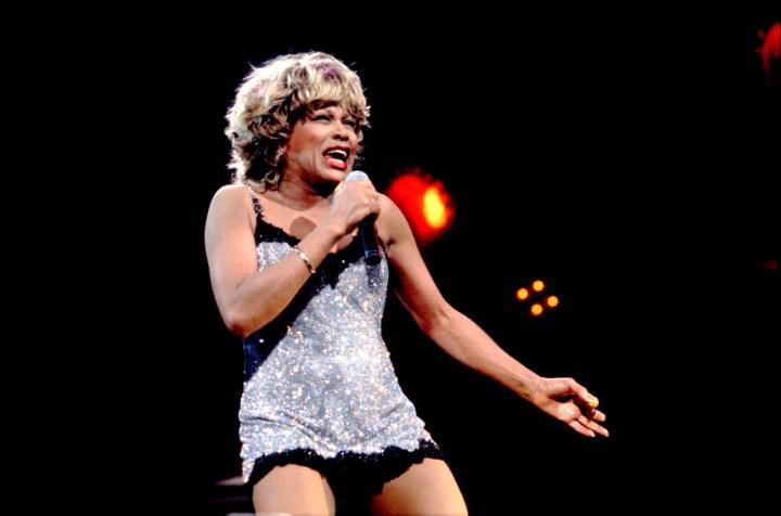 Tina Turner At The World Music Theater