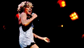 Tina Turner At The World Music Theater