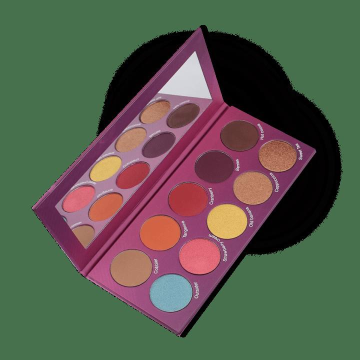 The Crayon Case Watch Me Blush Palette