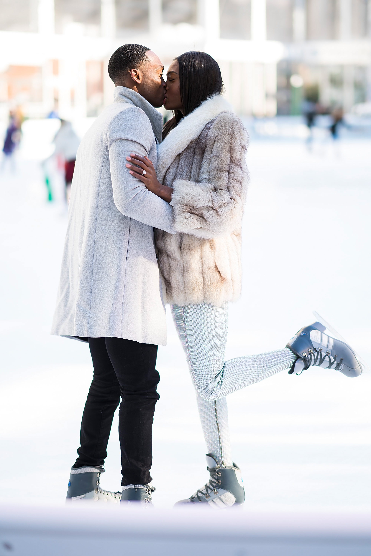Celebrity Sightings in New York City - January 6, 2018