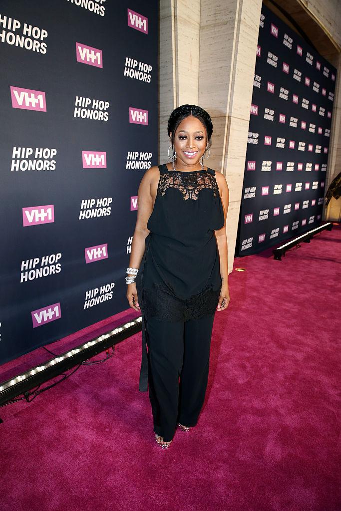 TRINA AT VH1'S HIP HOP HONORS, 2016
