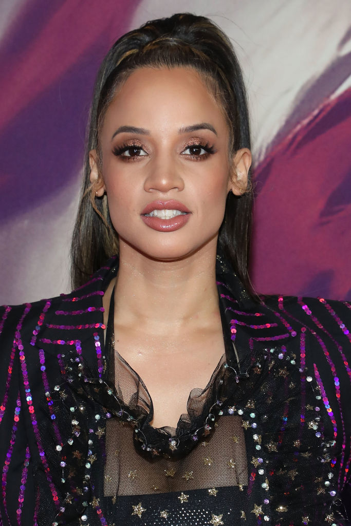 "DASCHA POLANCO AT THE ""WHEN THEY SEE US"" WORLD PREMIERE, 2019"