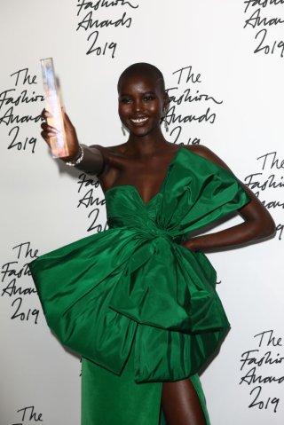 The Fashion Awards 2019 - Winners Room