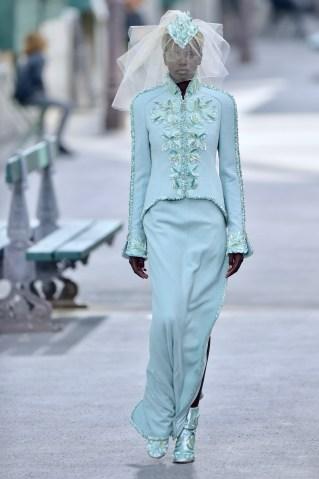 Paris Fashion Week Haute Couture - Chanel - Catwalk