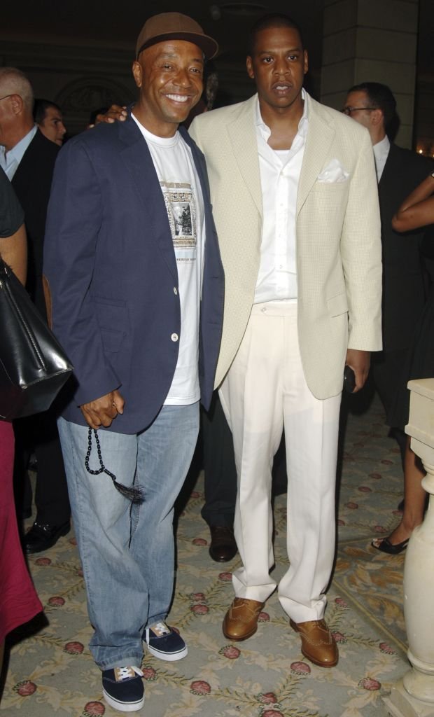 JAY-Z ATTENDS L.A. REID'S MUSIC VISIONARY AWARD EVENT, 2006