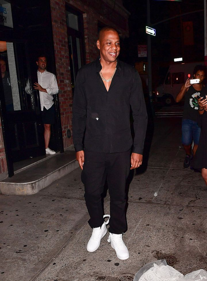 JAY-Z LEAVING HIS MTV VMA'S AFTER PARTY, 2016