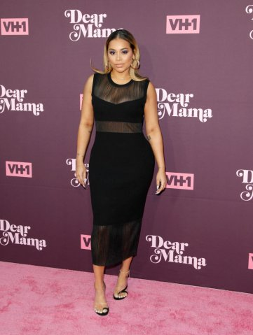 "VH1's 3rd Annual ""Dear Mama: A Love Letter To Moms"" - Arrivals"