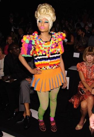 Carolina Herrera - Front Row & Backstage - Spring 2012 Mercedes-Benz Fashion Week