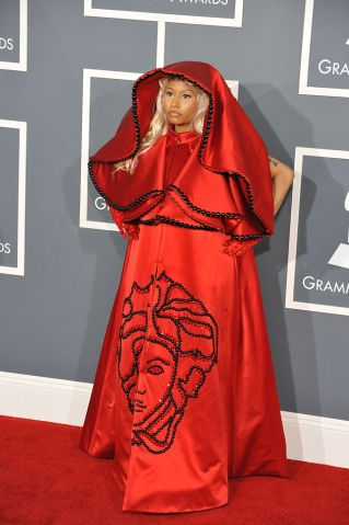 USA - The 54th Annual GRAMMY Awards in Los Angeles - arrivals