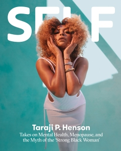 Taraji P Henson SELF Cover December