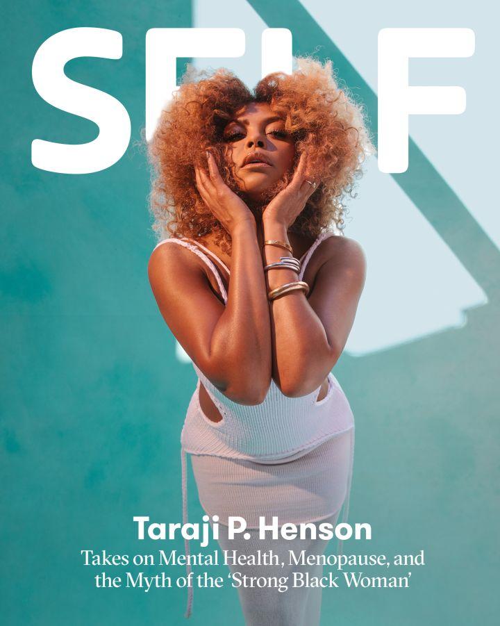 Taraji P Henson on SELF