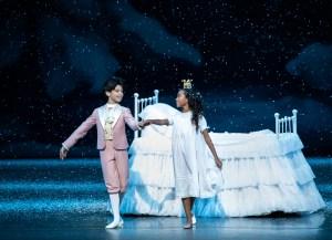 NYCB's production of George Balanchine's The Nutcracker, Charlotte Nesbet