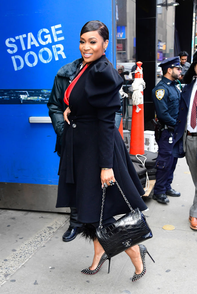 Celebrity Sightings In New York City - November 14, 2019