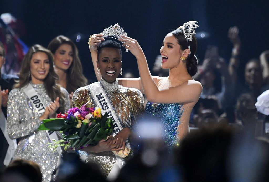 US-PEOPLE-PAGEANT-MISS-UNIVERSE