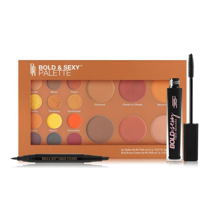 Black Radiance Bold And Sexy Palette