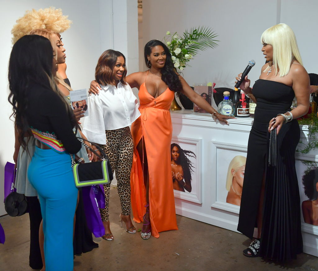 Marlo Hampton's HER Hair Collection Soft Launch