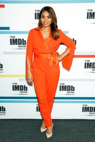 Regina Hall Visits The IMDb Show