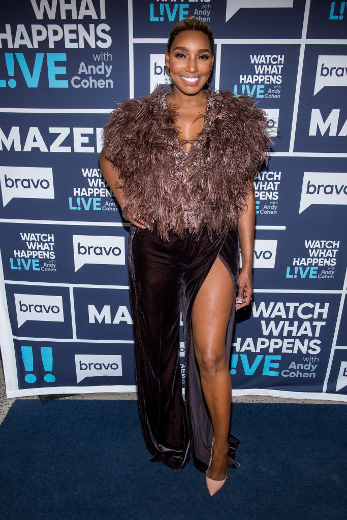 NENE LEAKES ON WATCH WHAT HAPPENS LIVE, 2018