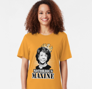 Notorious Maxine T-Shirt