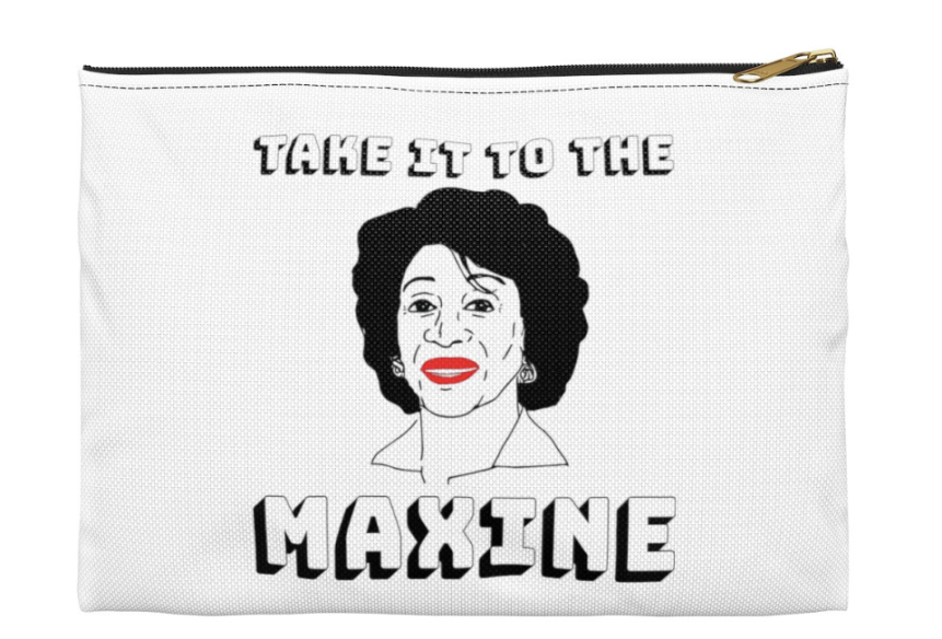 Take It To Maxine Accessories Pouch