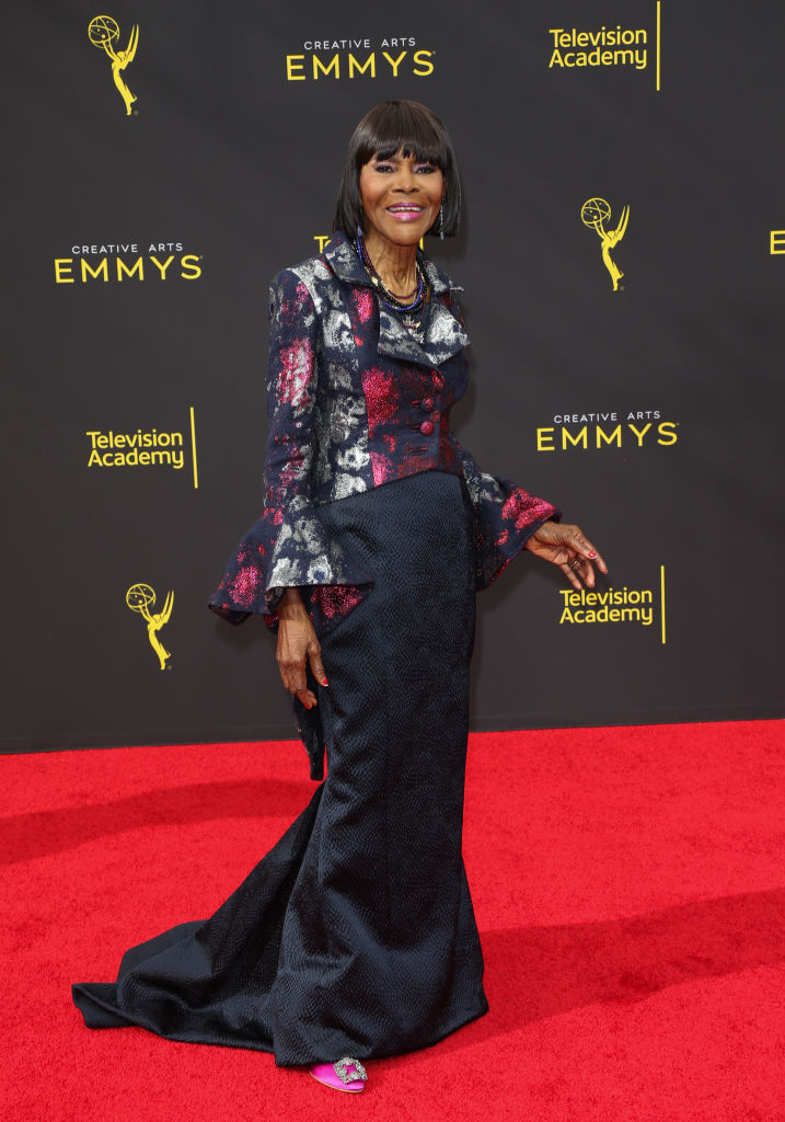 MS. CICELY TYSON AT THE CREATIVE ARTS EMMY AWARDS, 2019
