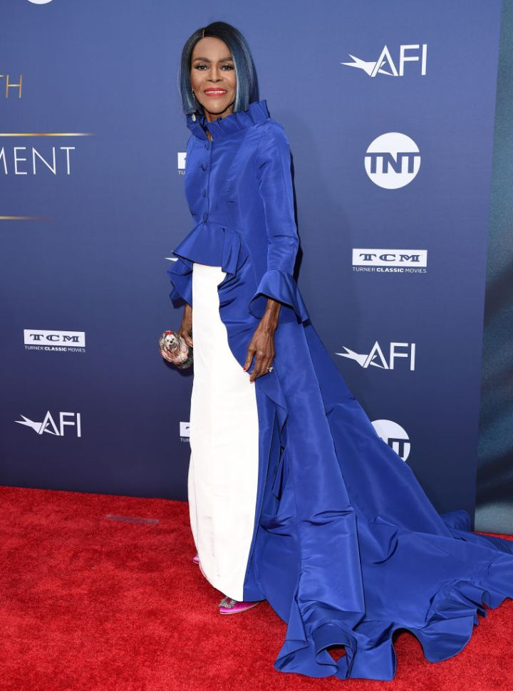 MS. CICELY TYSON AT THE AMERICAN FILM INSTITUTE'S 47TH LIFE ACHIEVEMENT AWARD GALA, 2019