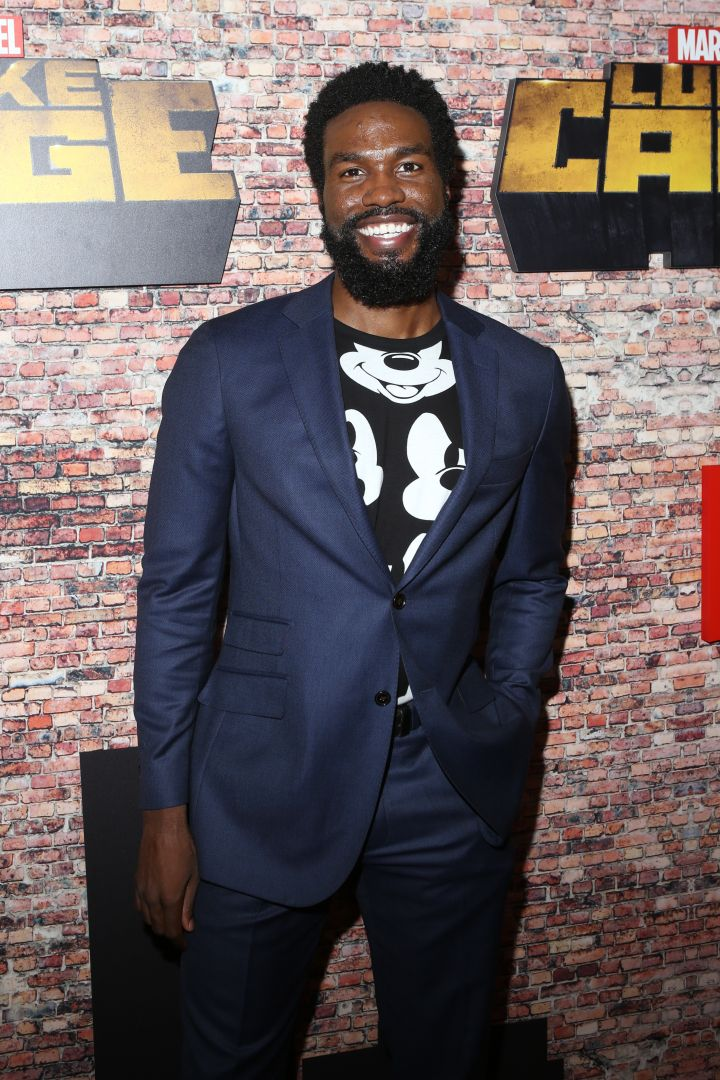 New York Premiere of 'Luke Cage'