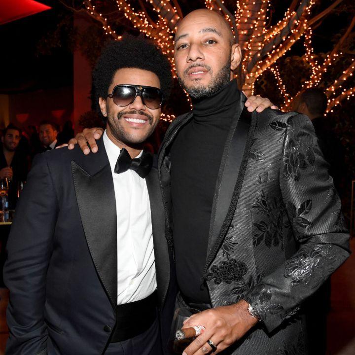 The Weeknd and Swizz Beatz