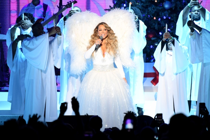 Mariah Carey: All I Want For Christmas Is You Tour - Madison Square Garden - New York, NY