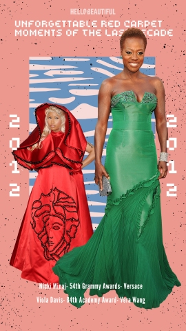 Nicki Minaj, Viola Davis