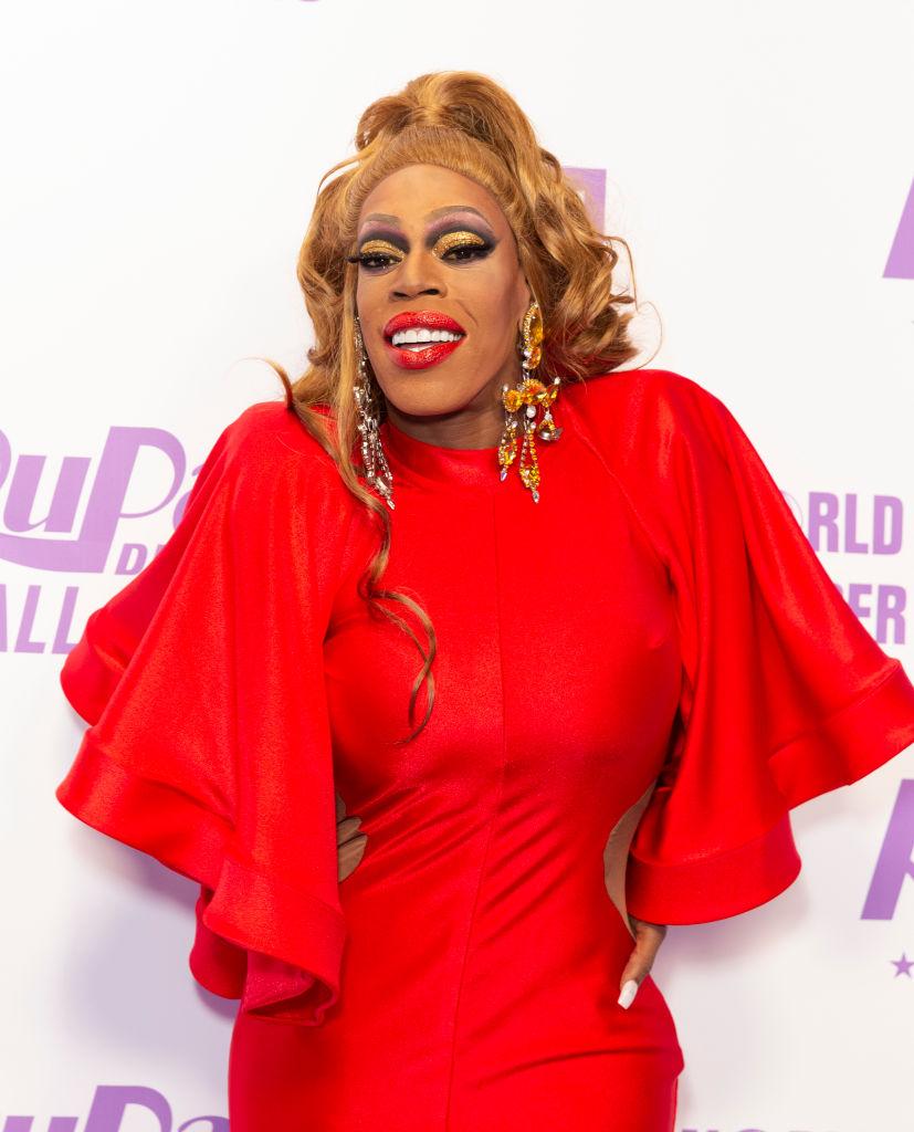 Jasmine Masters attends Meet the Queens of RuPauls Drag...