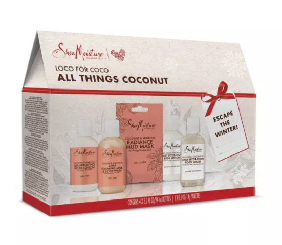 Shea Moisture Loco For Coco All Things Coconut
