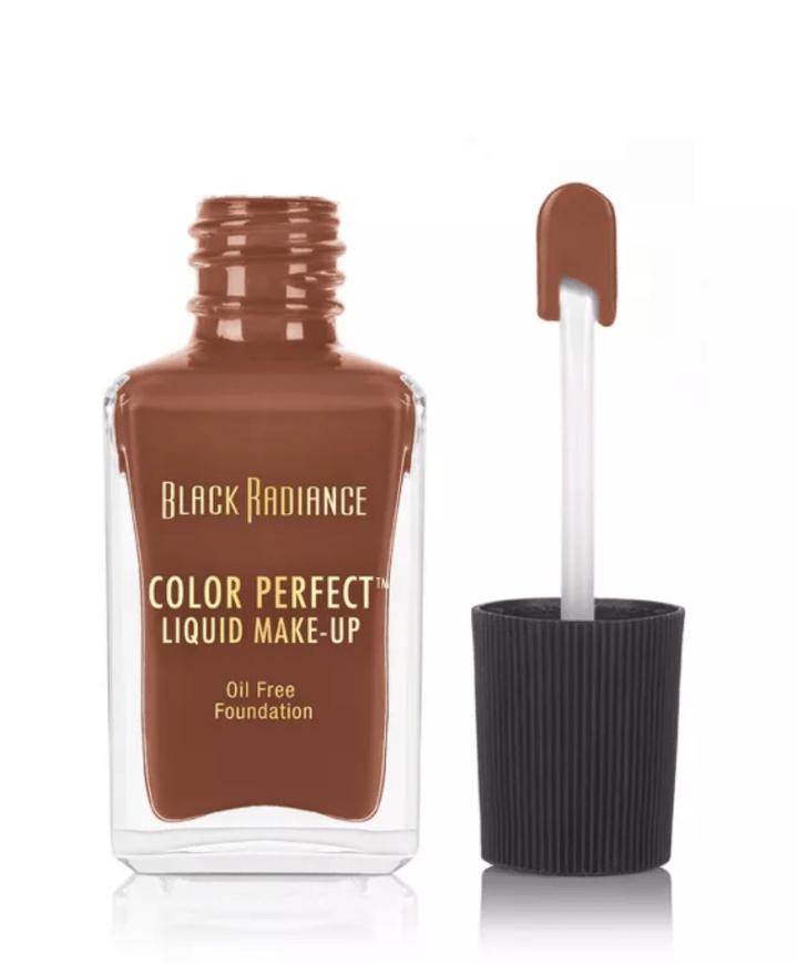 Black Radiance Color Perfect Oil Free Liquid Make-up