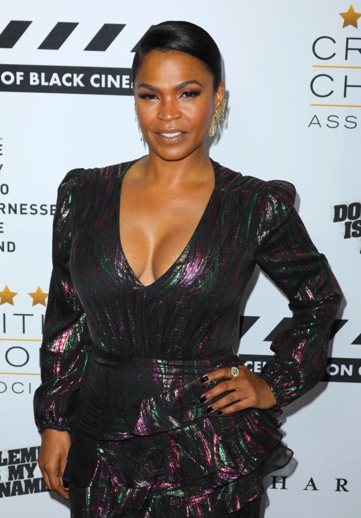 The Critics Choice Association Presents Celebration Of Black Cinema - Arrivals
