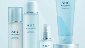 AHC Skincare Line