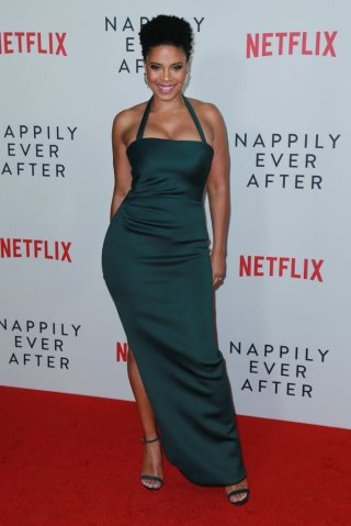 "Special Screening Of Netflix's ""Nappily Ever After"" - Arrivals"