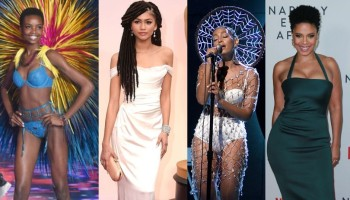 Best Natural Hair Moments Of The Decade