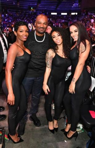 Celebrities Attend The 2019 World Lightweight & World Light Heavy Weight Championships Featuring Davis v. Gamboa & Pascal v. Jack