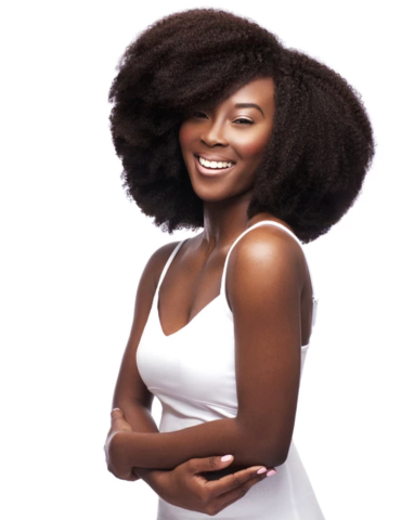 'For Kinks' Heat Free Hair