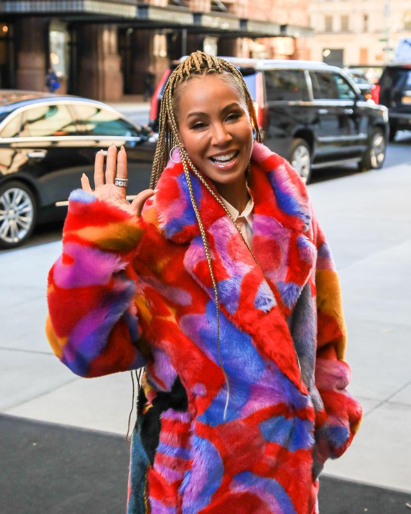 Celebrity Sightings In New York City - November 04, 2019